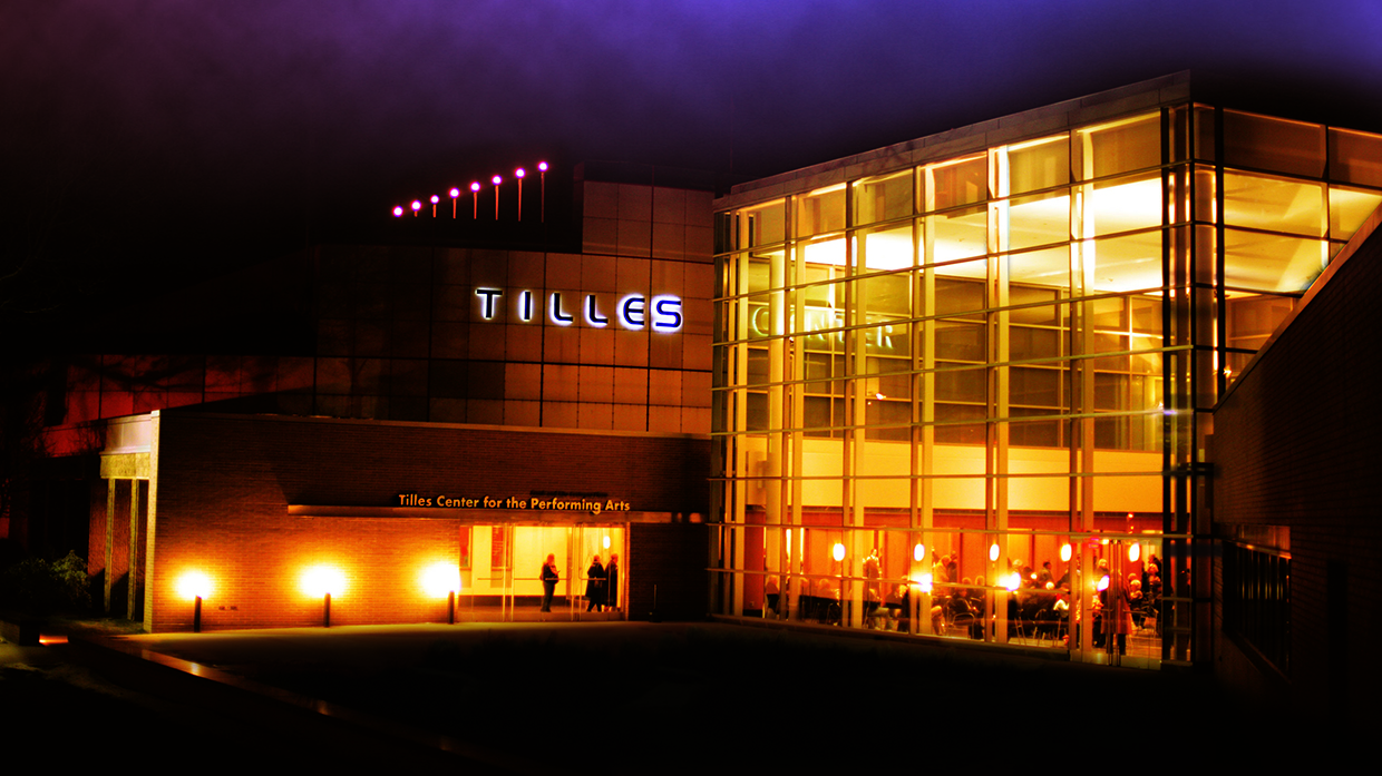The Tilles Center for the Performing Arts