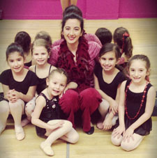 Garden City Dance Studio Registration