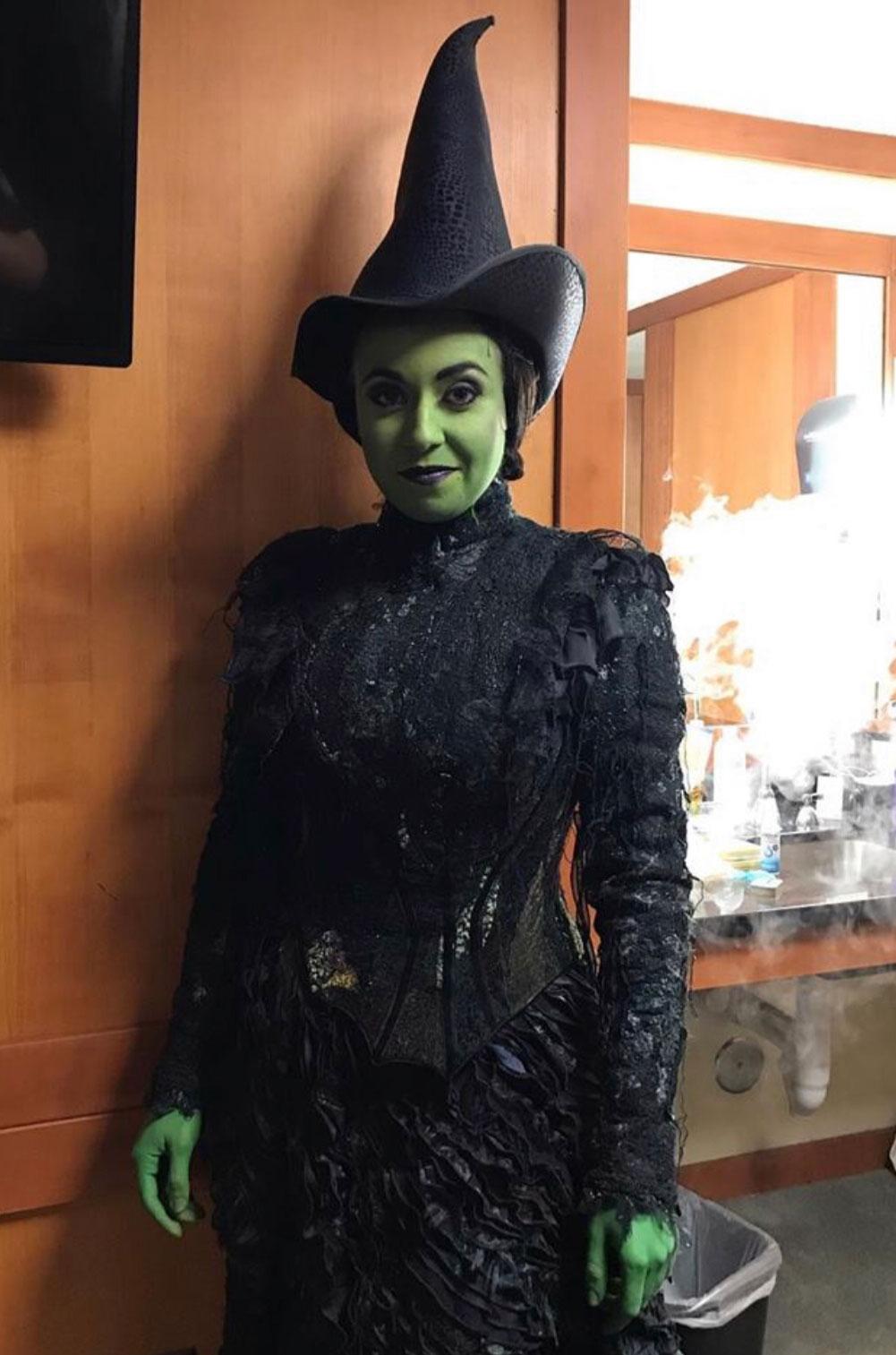 Sarah Fernandez in Wicked